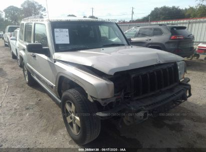 Used Jeep Commander For Sale Salvage Auction Online Iaa