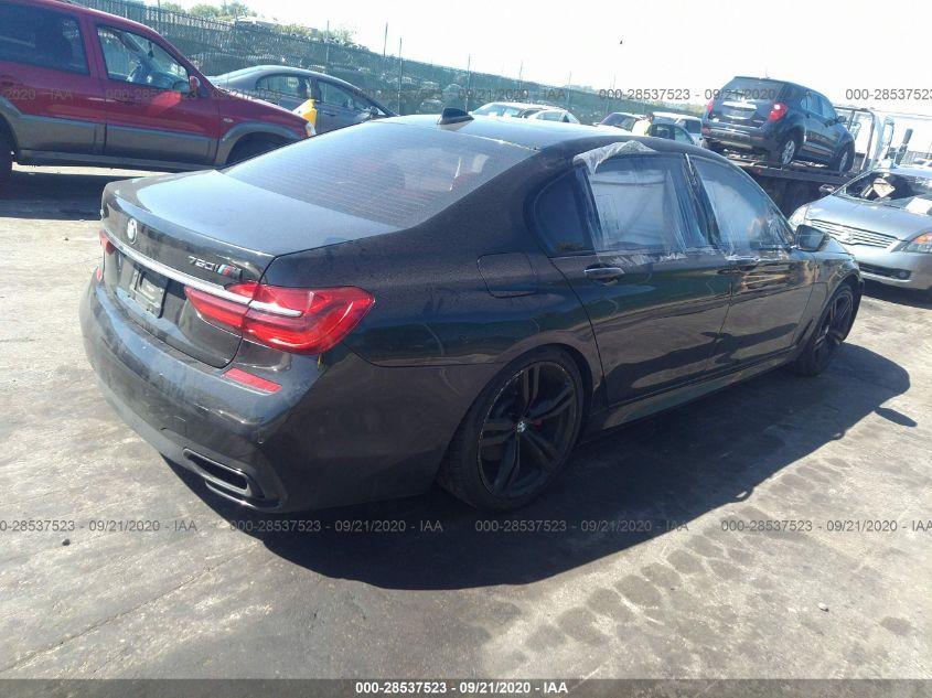 2016 BMW 7 series | Vin: WBA7F2C57GG419736