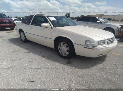 1998 cadillac eldorado for auction iaa iaa