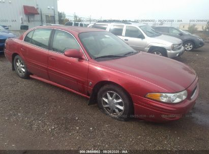 2004 buick lesabre limited for auction iaa iaa