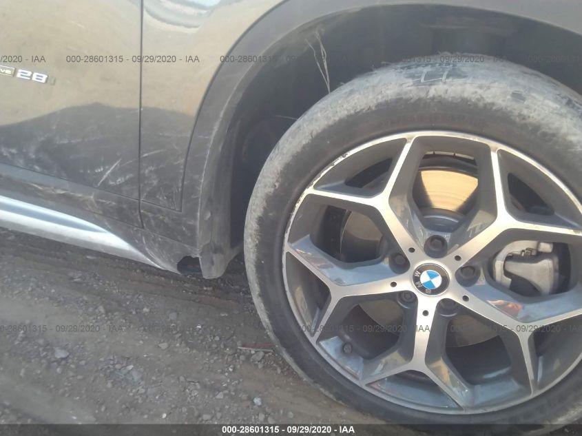 2017 BMW X1 | Vin: WBXHU7C38HP924665