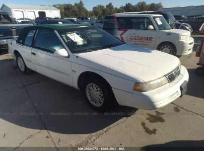 1994 mercury cougar xr7 for auction iaa iaa