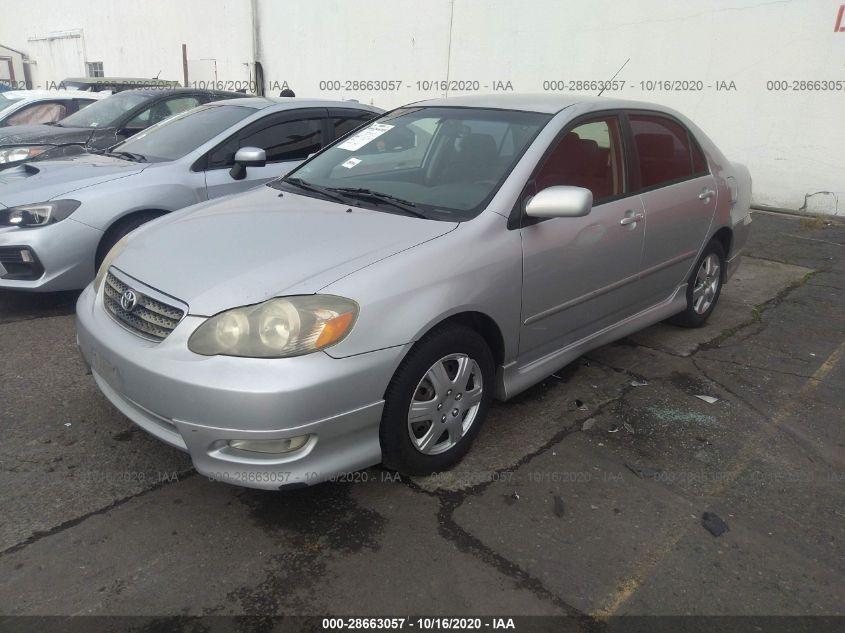 2006 Toyota COROLLA | Vin: 1NXBR32E66Z736172