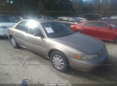 1999 buick century custom for auction iaa iaa