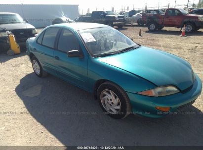 1997 chevrolet cavalier ls for auction iaa iaa