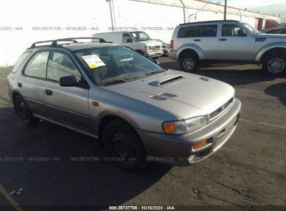 1999 subaru impreza wagon outback sport for auction iaa iaa