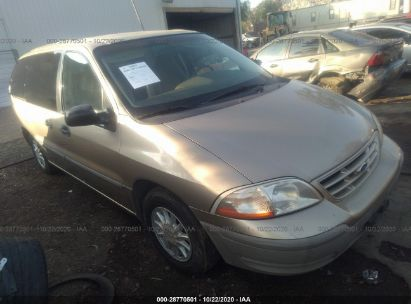 1999 ford windstar wagon lx base for auction iaa iaa