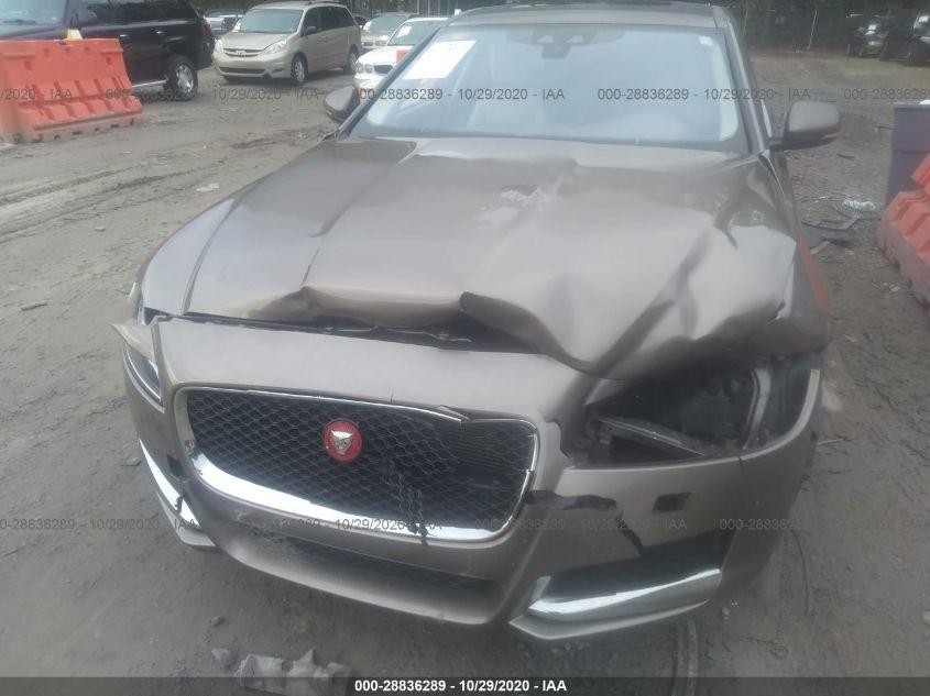 2017 Jaguar XF | Vin: SAJBD4BV7HCY42391