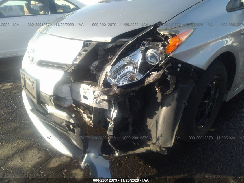 2013 Toyota PRIUS | Vin: JTDKN3DU8D5665276