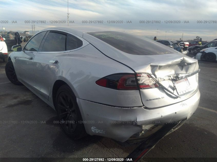 2016 Tesla MODEL S | Vin: 5YJSA1E13GF141430