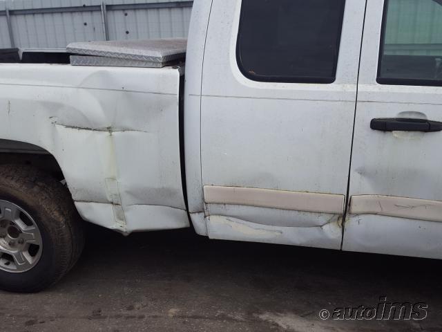 2007 Chevrolet SILVERADO | Vin: 2GCEC19J771568694