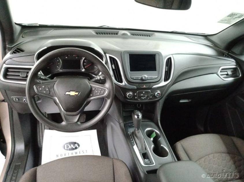 2019 Chevrolet EQUINOX   Vin: 2GNAXUEV9K6215339