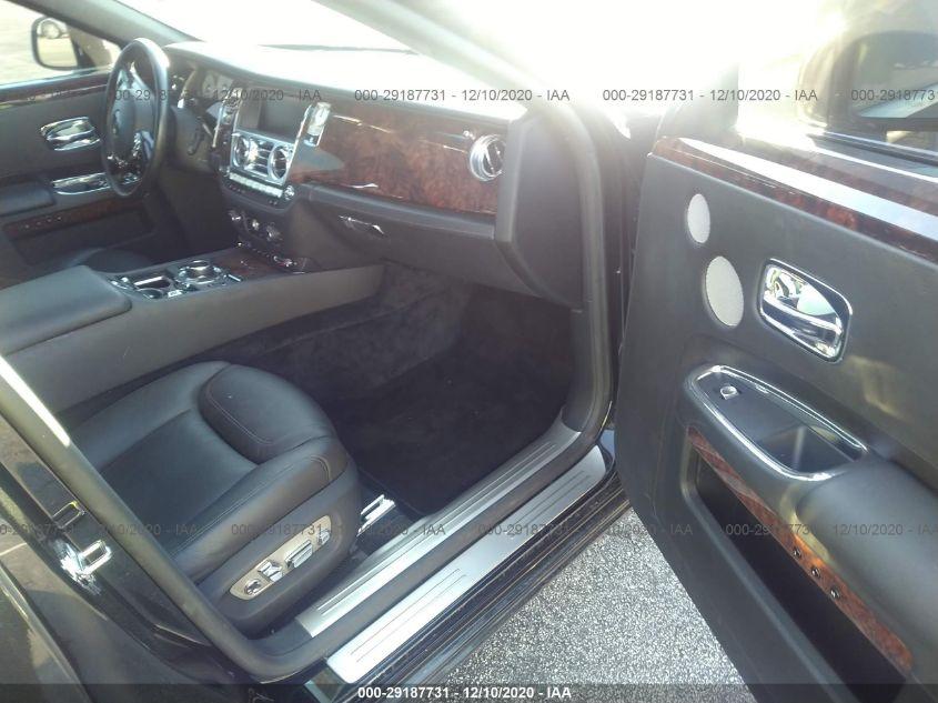 2015 Rolls-Royce GHOST | Vin: SCA664S50FUX53383