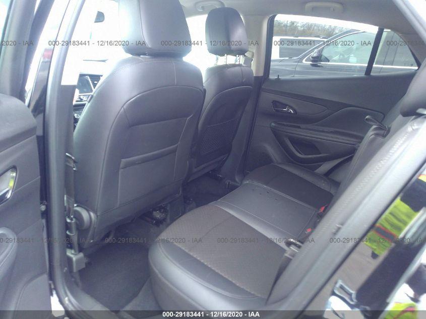 2019 Buick ENCORE   Vin: KL4CJASBXKB953055