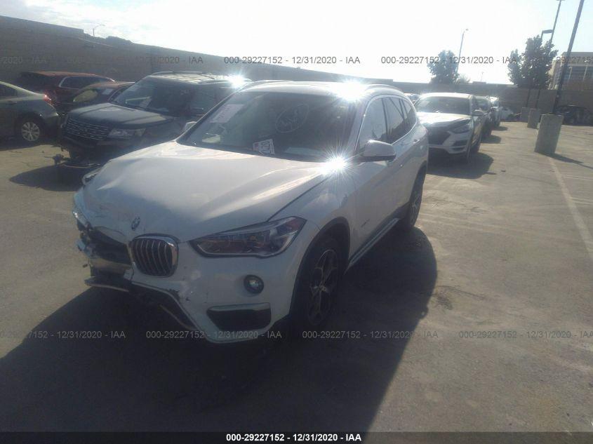 2016 BMW X1 | Vin: WBXHT3C34G5E52795