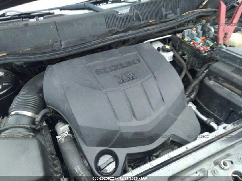 2008 Suzuki XL7 | Vin: 2S3DA917X86120830