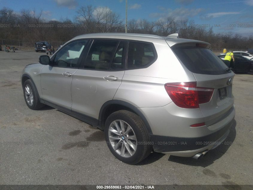 2014 BMW X3 | Vin: 5UXWX9C58E0D16644