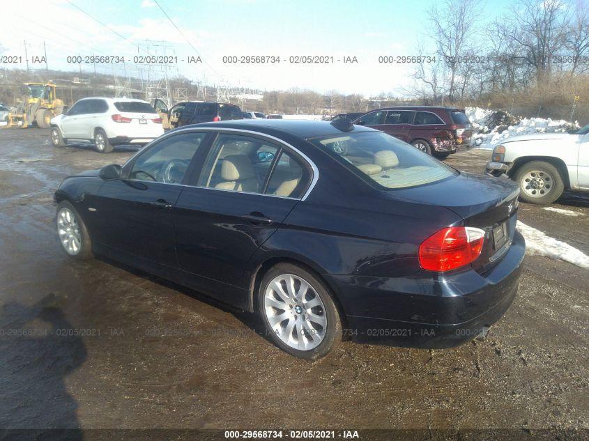 2007 BMW 3 series | Vin: WBAVB73587KY60238