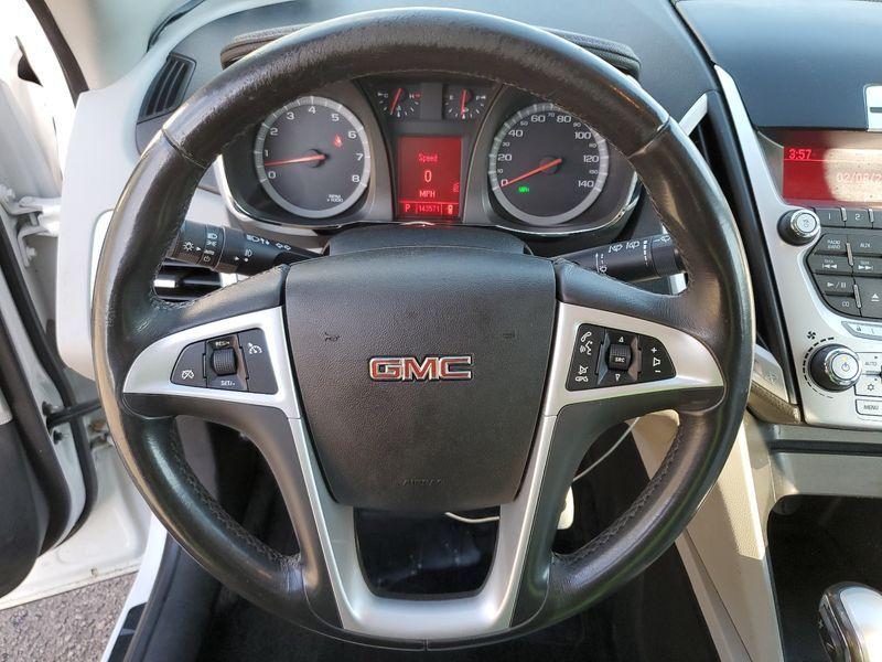 2011 GMC TERRAIN | Vin: 2CTFLTE55B6445937