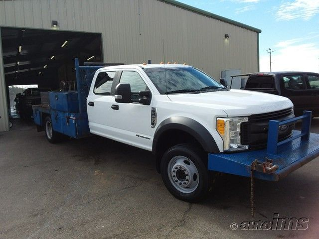 2017 Ford SUPER | Vin: 1FD0W4HT3HEC62237