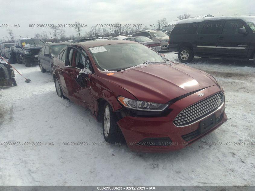 2013 Ford FUSION | Vin: 3FA6P0H72DR213468