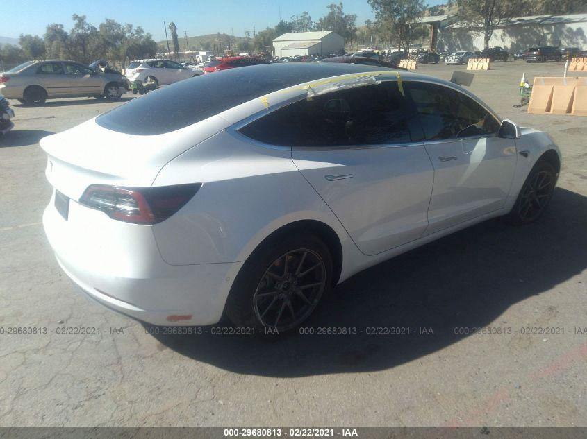2019 Tesla MODEL 3 | Vin: 5YJ3E1EA3KF485213