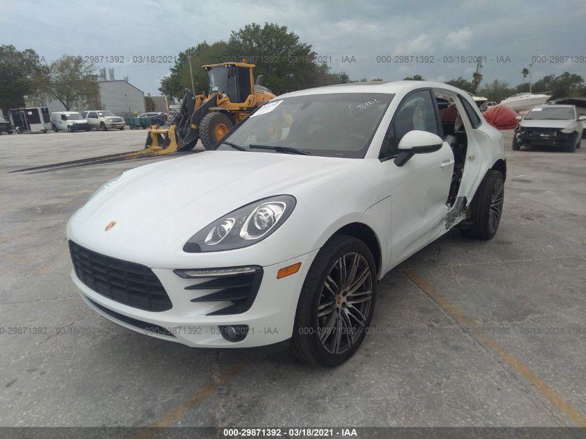 2016 Porsche MACAN | Vin: WP1AB2A53GLB58974