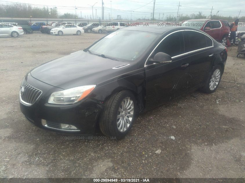 2013 Buick REGAL | Vin: 2G4GS5EV1D9226792