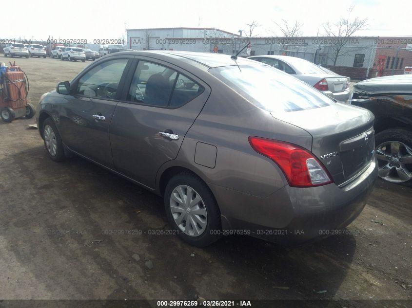 2012 Nissan VERSA | Vin: 3N1CN7AP1CL863547
