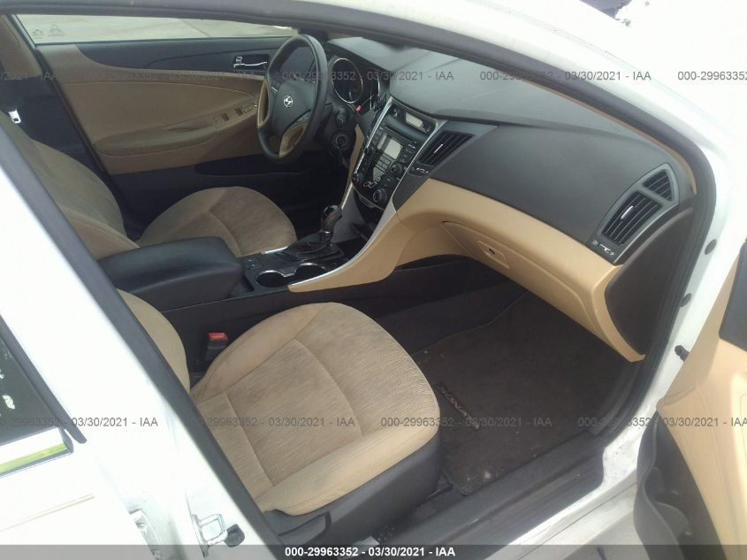 2013 Hyundai SONATA | Vin: 5NPEB4AC6DH603978