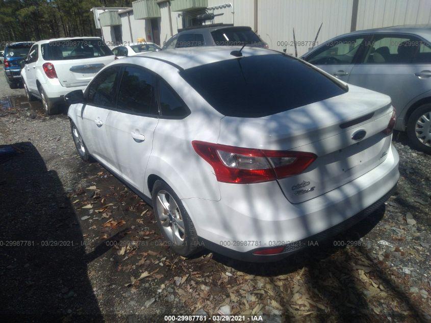2014 Ford FOCUS | Vin: 1FADP3F21EL150623