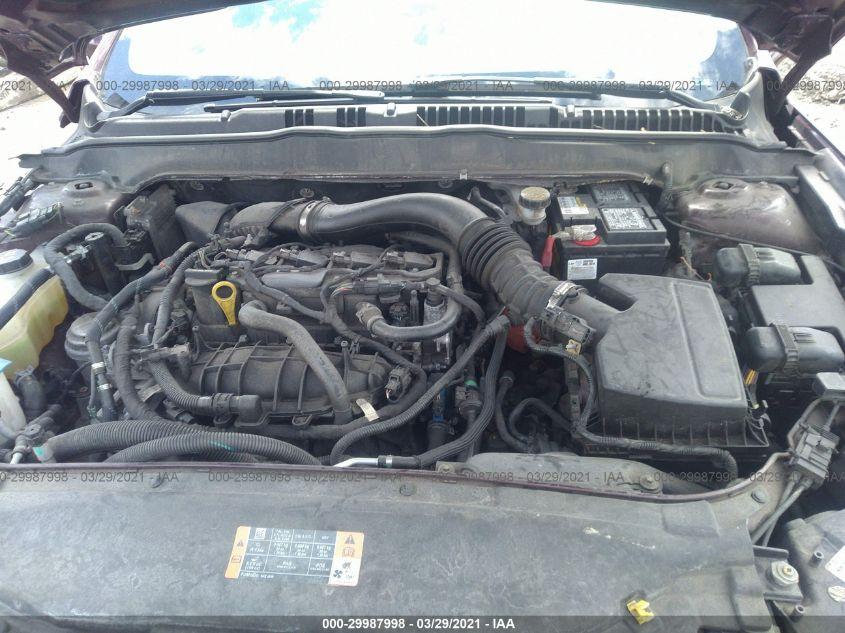 2013 Ford FUSION | Vin: 3FA6P0HR4DR117634