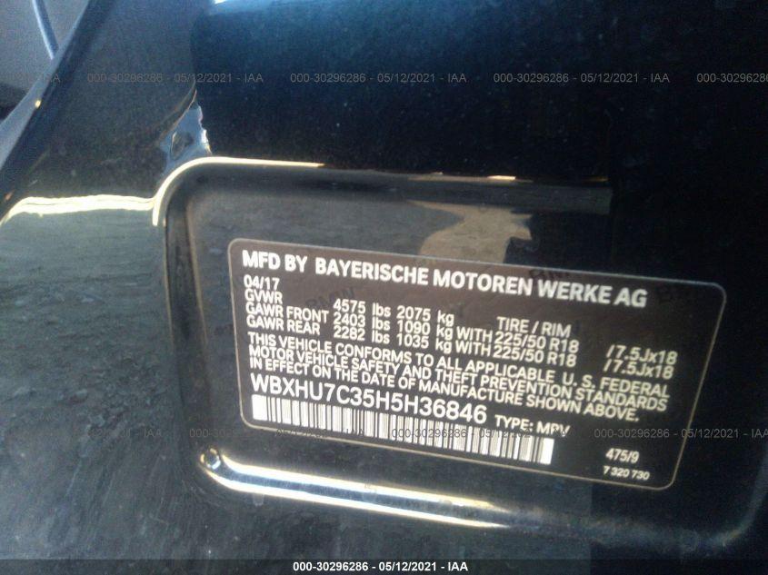 WBXHU7C35H5H36846