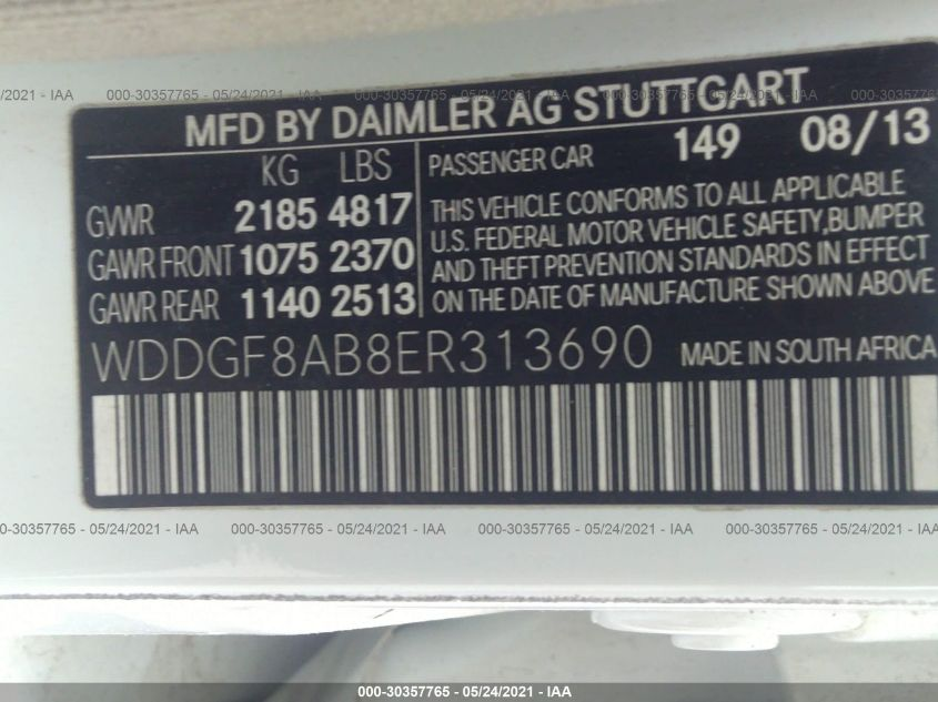 WDDGF8AB8ER313690