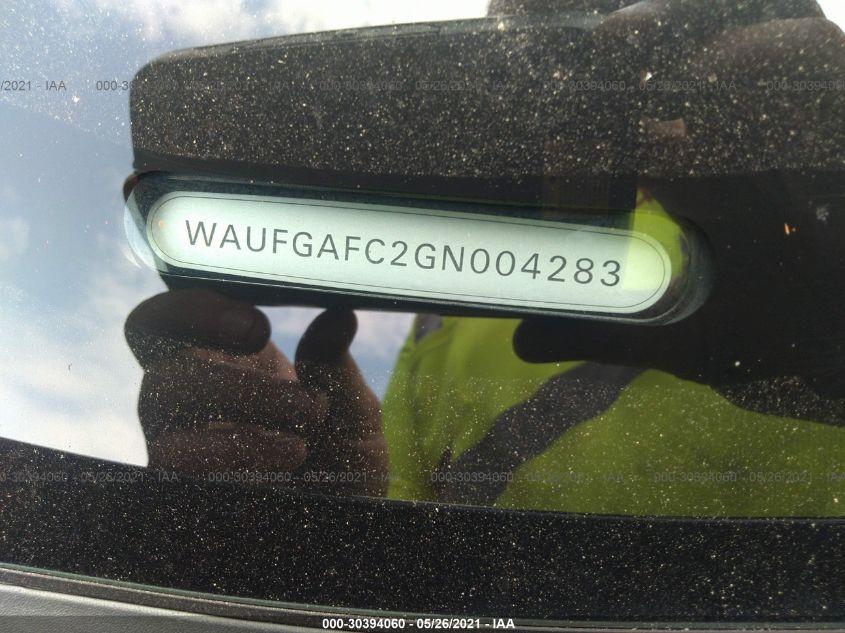 WAUFGAFC2GN004283