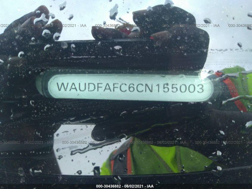WAUDFAFC6CN155003