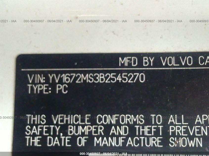 YV1672MS3B2545270