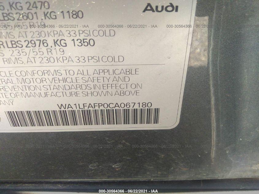 WA1LFAFP0CA067180