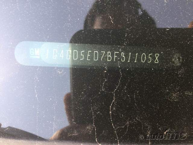 1G4GD5ED7BF311058