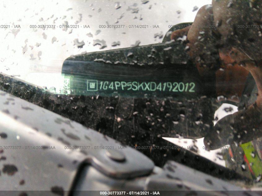 1G4PP5SKXD4192012