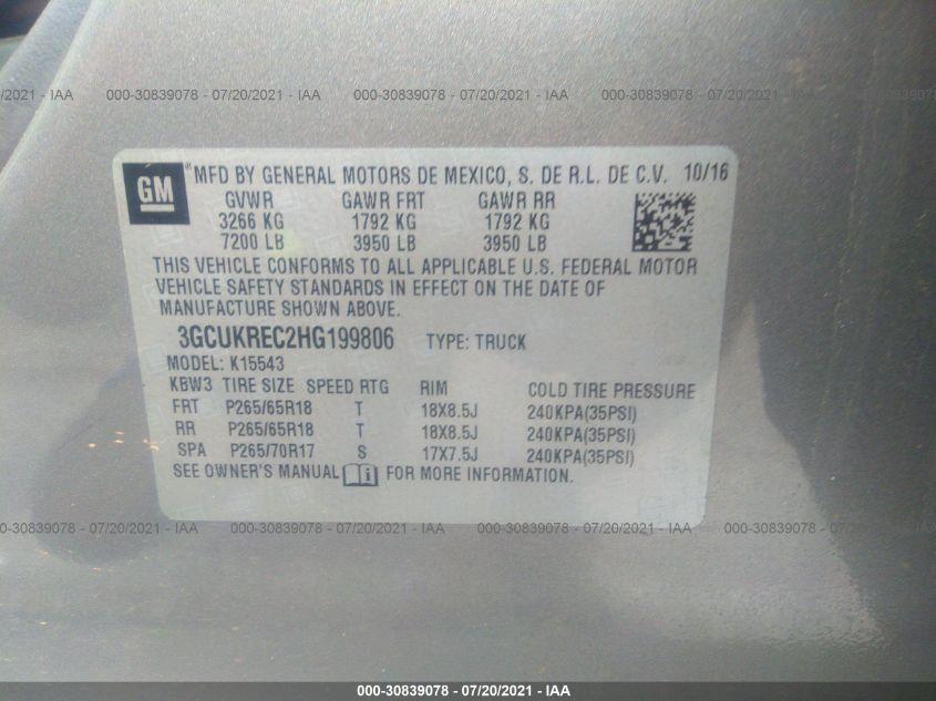 3GCUKREC2HG199806