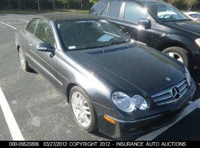 2009 MERCEDES-BENZ CLK350 350