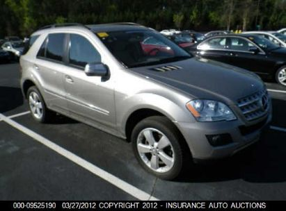 2009 MERCEDES-BENZ ML350