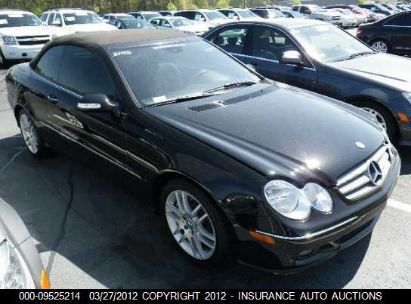 2008 MERCEDES-BENZ CLK350 350