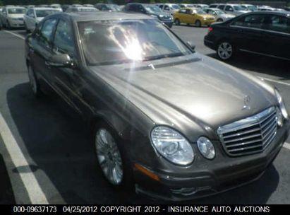 2008 MERCEDES-BENZ E350