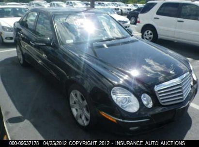 2008 MERCEDES-BENZ E350 4M AWD