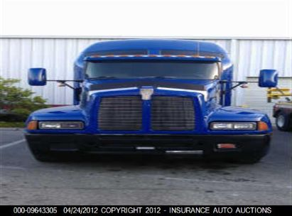 1997 KENWORTH CONSTRUCTION CONSTRUCT T600