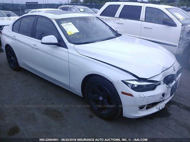 2013 BMW 328 XI SULEV
