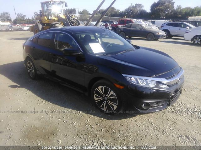 2017 HONDA CIVIC EXL