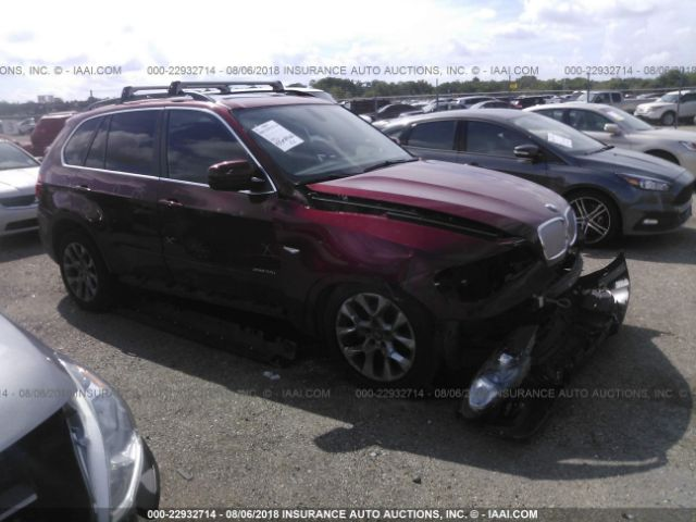 2013 BMW X5 XDRIVE35I